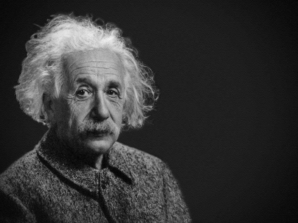 Apolo Marcas e Albert Einstein